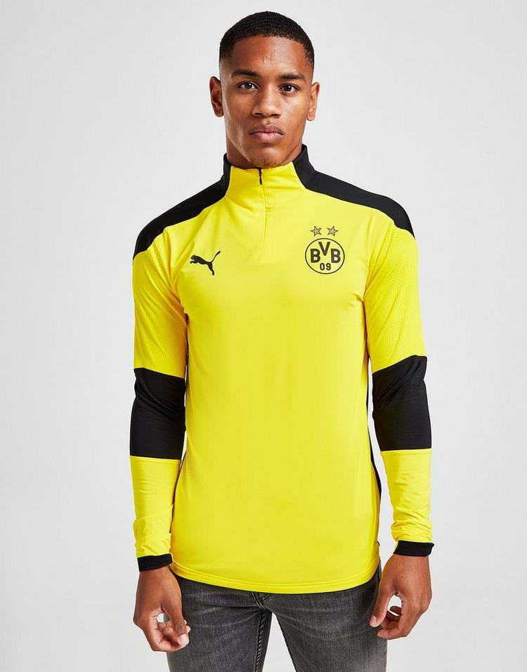Puma Borussia Dortmund Training 1/4 Zip Top
