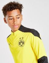 Puma Borussia Dortmund Training 1/4 Zip Top Junior