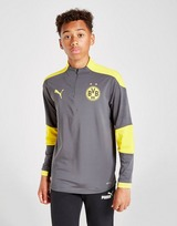 Puma Borussia Dortmund Training 1/4 Zip Top Junior