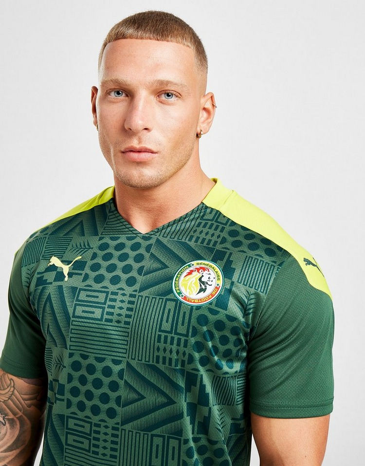 Puma Senegal 2020 Away Shirt