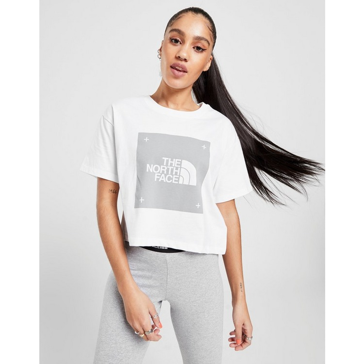 The North Face camiseta Box Logo
