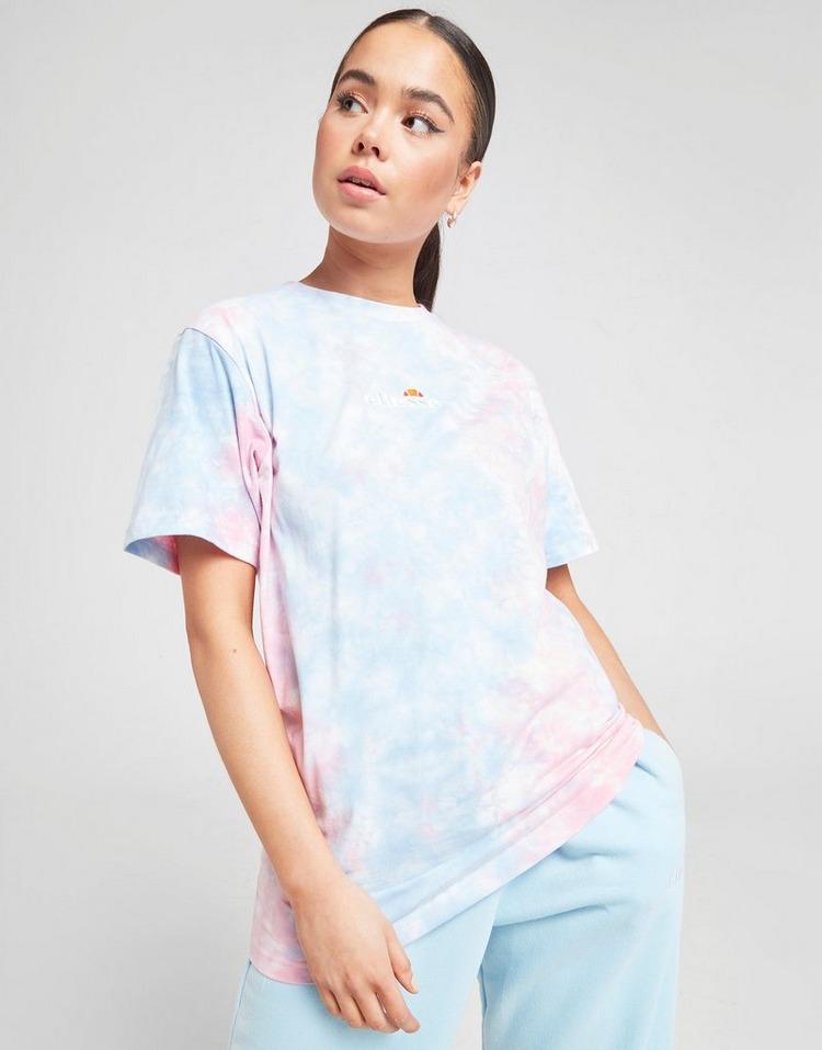 Ellesse Tie Dye Boyfriend T-Shirt