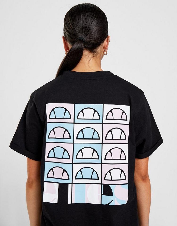Ellesse Graphic Back Logo T-Shirt Dress