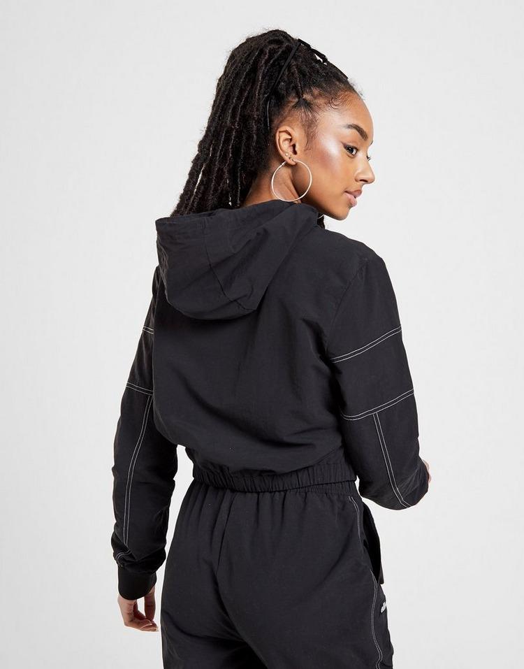 Ellesse Contrast Woven 1/4 Zip Jacket