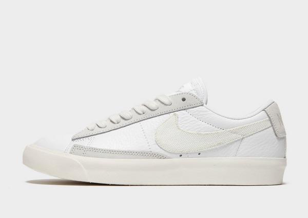 Compra Nike Blazer Low para mujer en Blanco | JD Sports