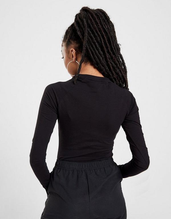 Ellesse Logo Long Sleeve Bodysuit