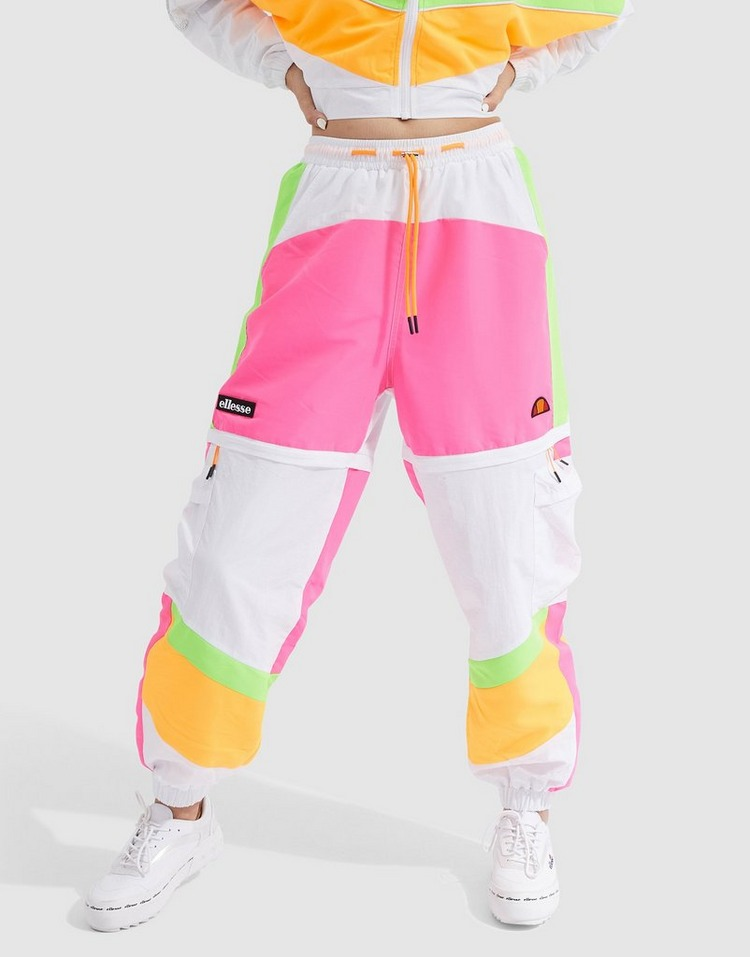 Ellesse Colour Block Woven Track Pants