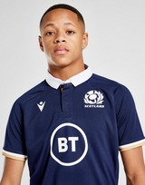 Macron Scotland RU 2020/21 Home Shirt Junior