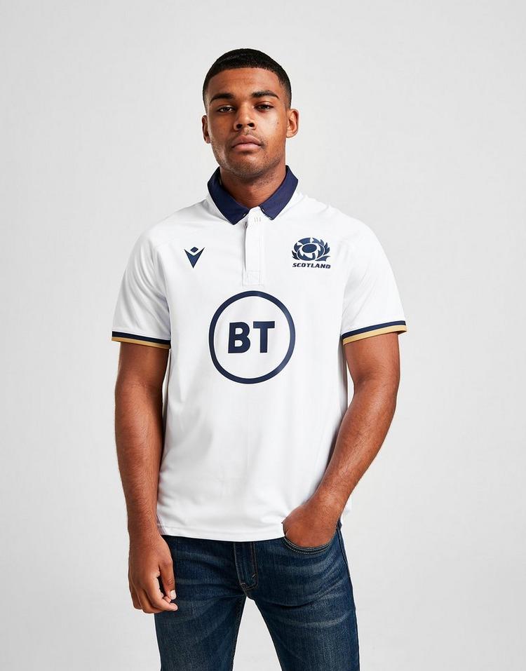 Macron Scotland RU 2020/21 Away Shirt
