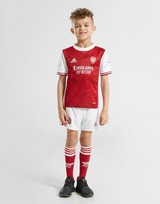 adidas Arsenal FC 2020/21 Home Kit Children