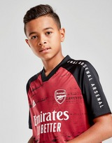 adidas Arsenal FC Pre Match Short Sleeve Shirt Junior