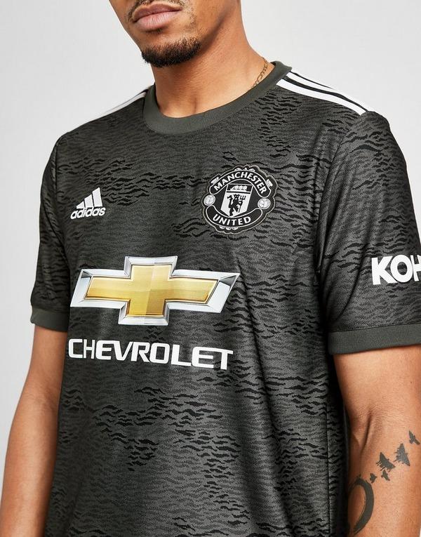 adidas Manchester United FC 202021 Away Shirt Herren PRE ORDER