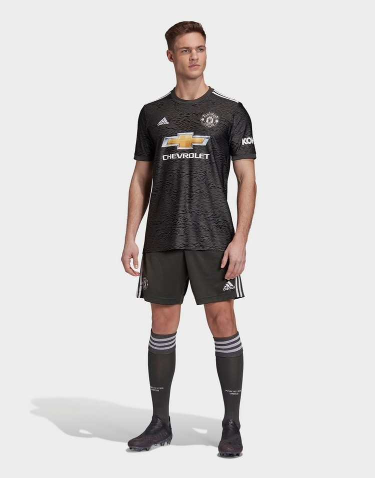 adidas Manchester United FC 2020/21 Away Shorts