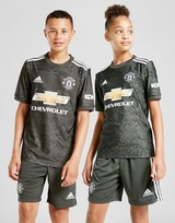adidas Manchester United FC 2020/21 Away Shirt Junior