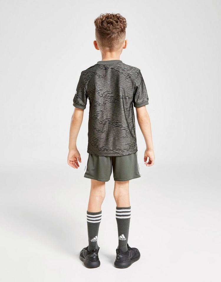 adidas conjunto Manchester United FC 2020/21 2.ª equipación infantil PRE