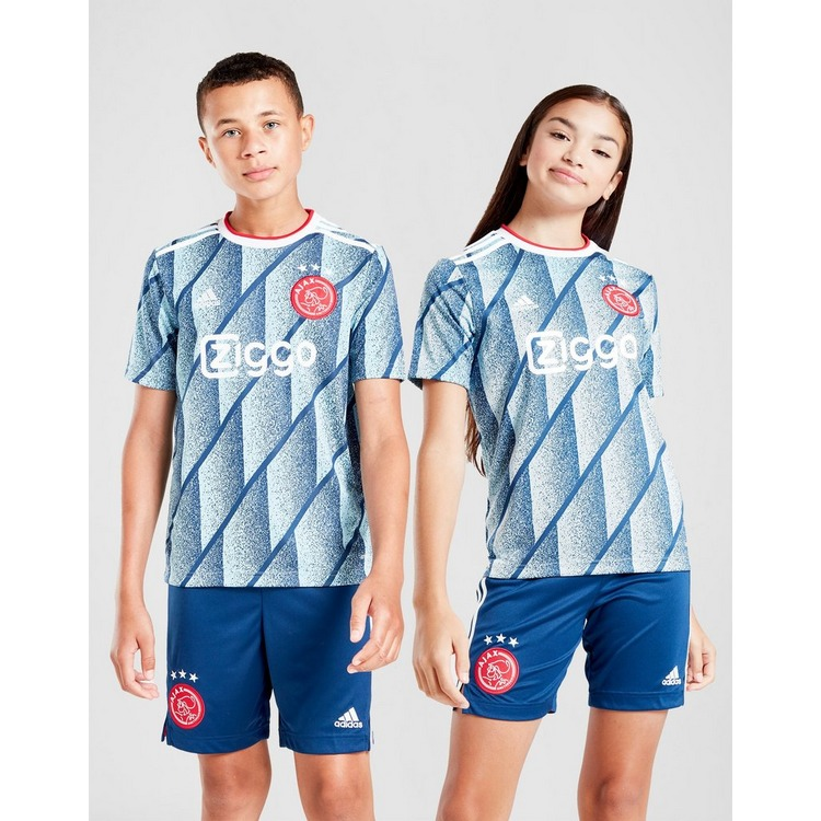 adidas Ajax 2020/21 Away Shirt Junior