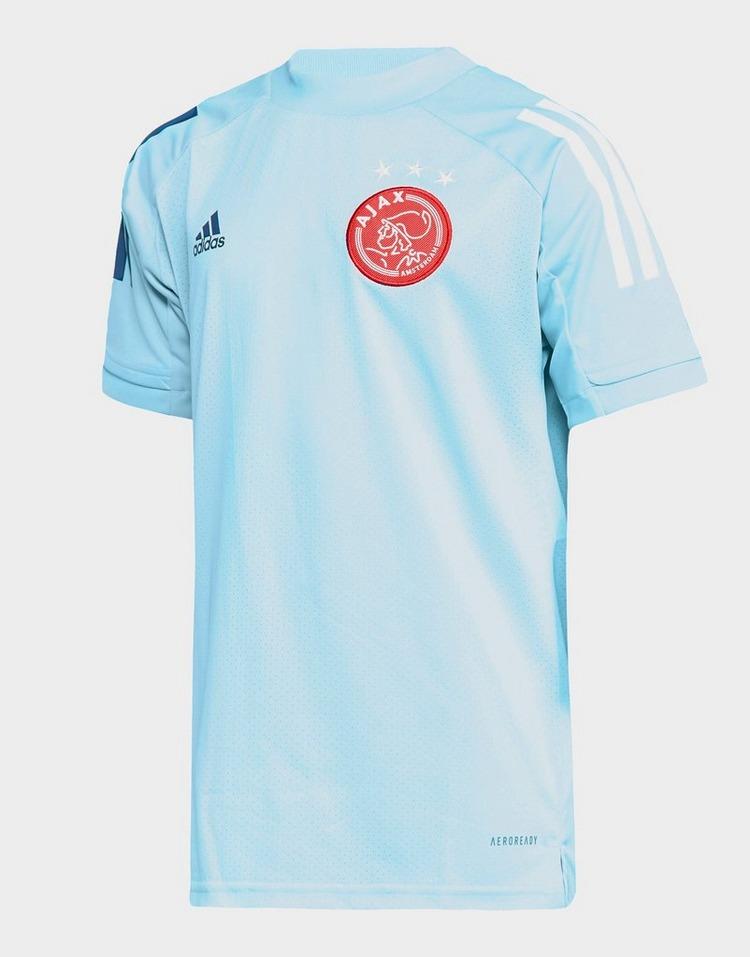 adidas Ajax Training Shirt Junior