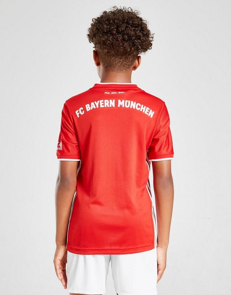 adidas FC Bayern Munich 2020 Home Shirt Junior