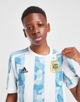 adidas Argentina 2020/21 Home Shirt Junior