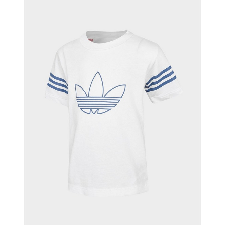adidas Originals camiseta Outline para bebé