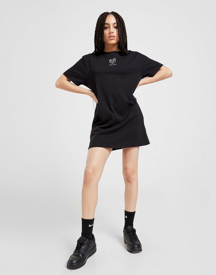 Pink Soda Sport Core T-Shirt Dress