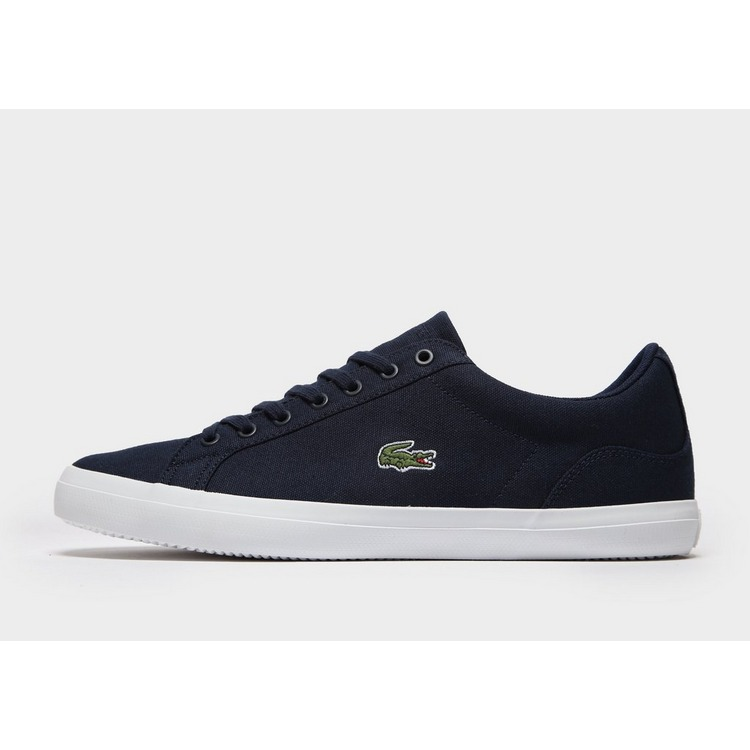 Lacoste Baskets Lerond Canvas Homme