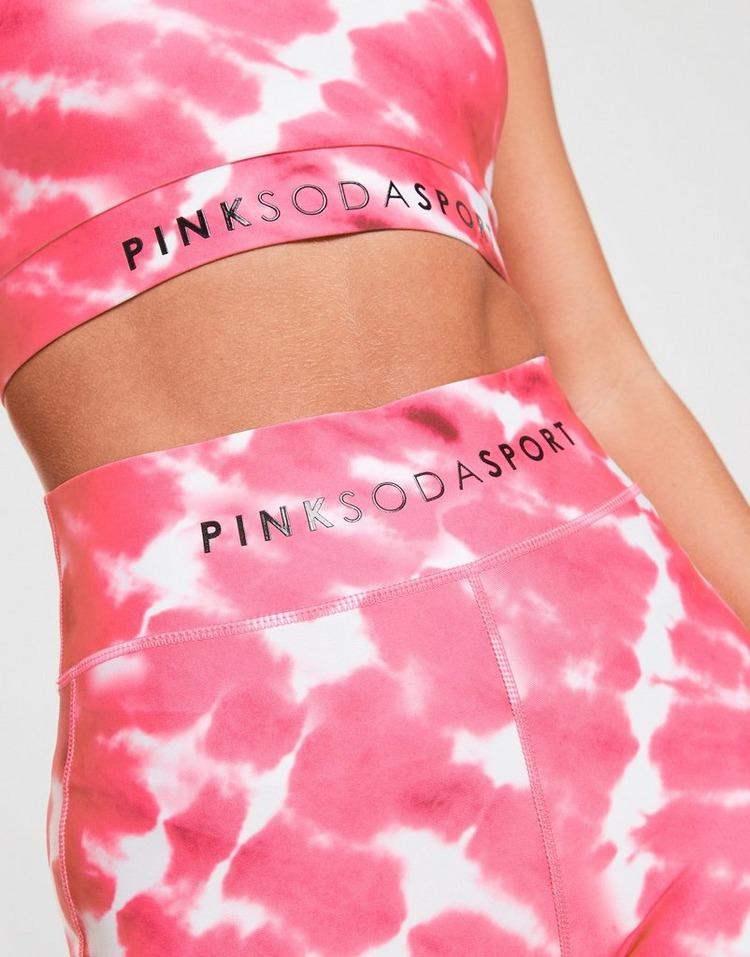 Pink Soda Sport mallas Tie Dye