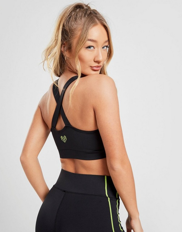 Pink Soda Sport Stitch Sports Bra
