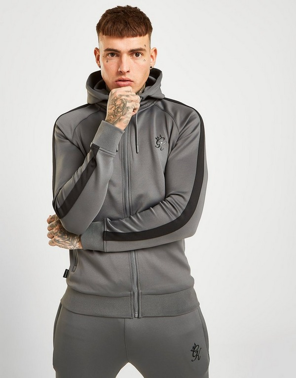 Gym King Core Zip Through Poly Tracksuit