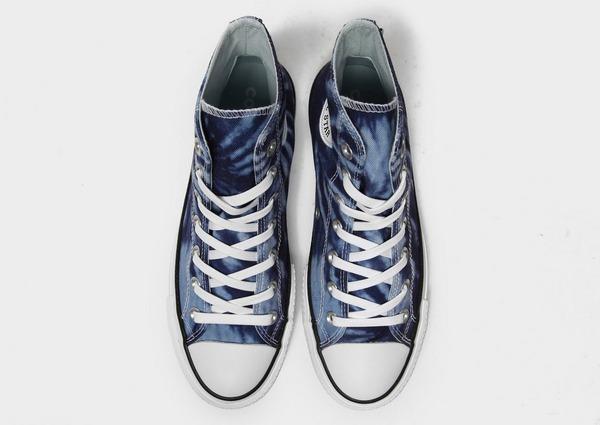 Converse All Star High Lift Tie Dye Women's