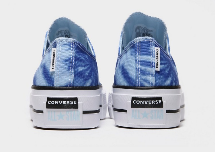 Converse Baskets All Star Ox Lift Tie-Dye Femme