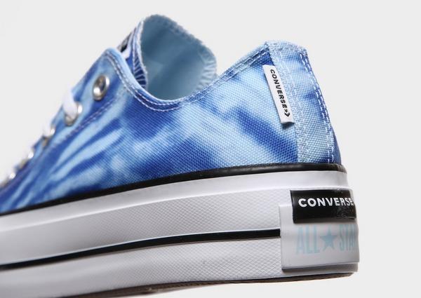 Converse All Star Ox Lift Tie Dye Women's
