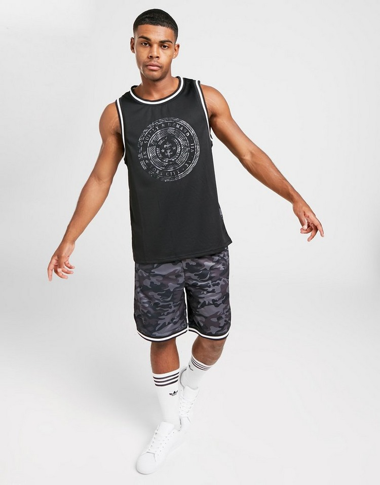 Supply & Demand Camo Shade Basketball Vest