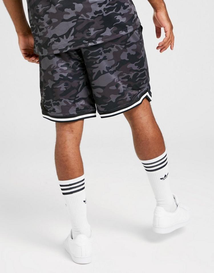 Supply & Demand Camo Shade Basketball Shorts