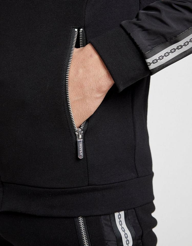 Supply & Demand Stripe Full Zip Hoodie