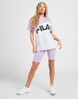 Fila Colour Block Boyfriend T-Shirt