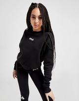 Fila Repeat Back Logo Crew Sweatshirt