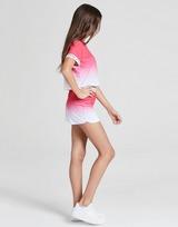 ILLUSIVE LONDON Girls' Fade Crop T-Shirt Junior