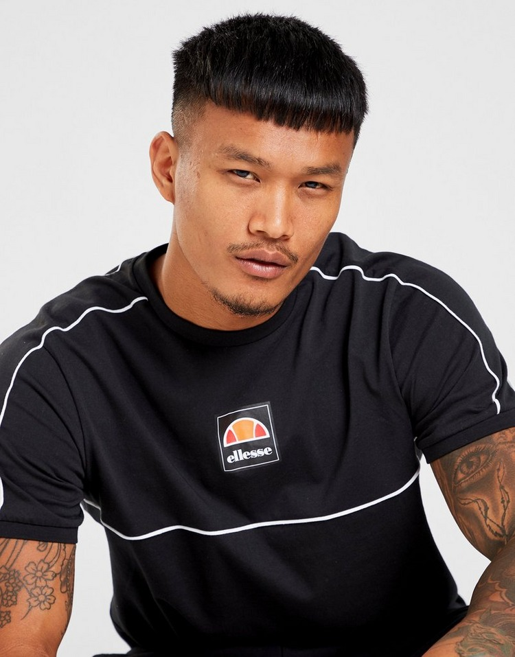 Ellesse Panel T-Shirt Men's