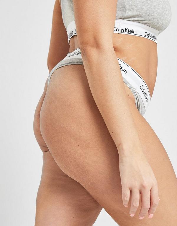 Calvin Klein Underwear Modern Cotton Plus Size Thong
