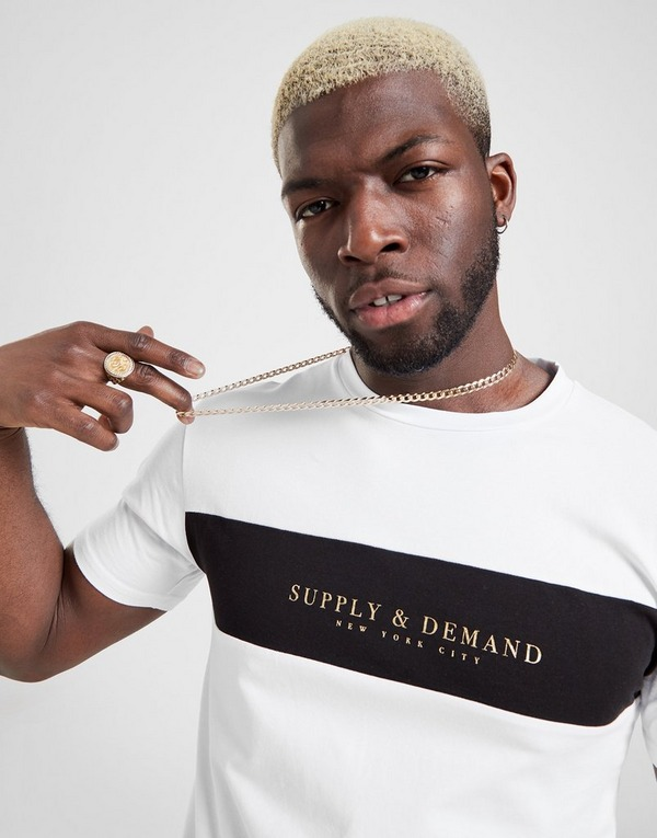 Supply & Demand camiseta Silence