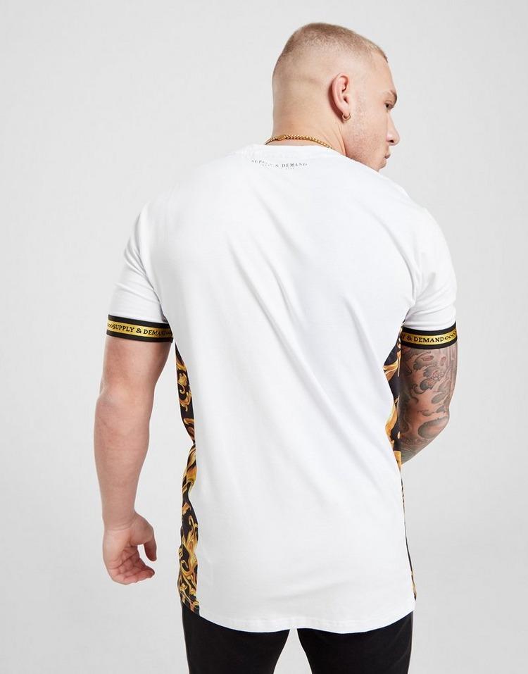 Supply & Demand Baroque Shield T-Shirt