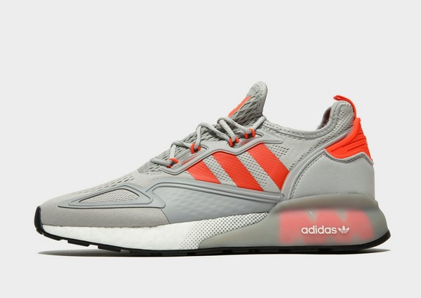 Koop Grijs adidas Originals ZX 2K Boost Heren