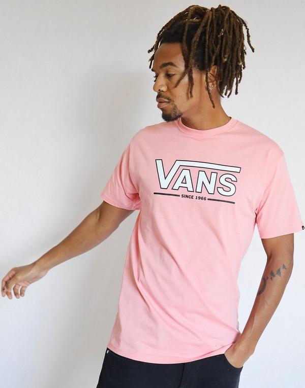 Vans Carter + Logo T-Shirt Men's