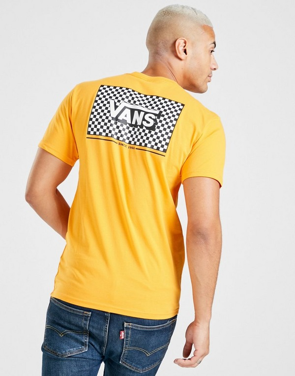 Vans Back Checkerboard T-Shirt