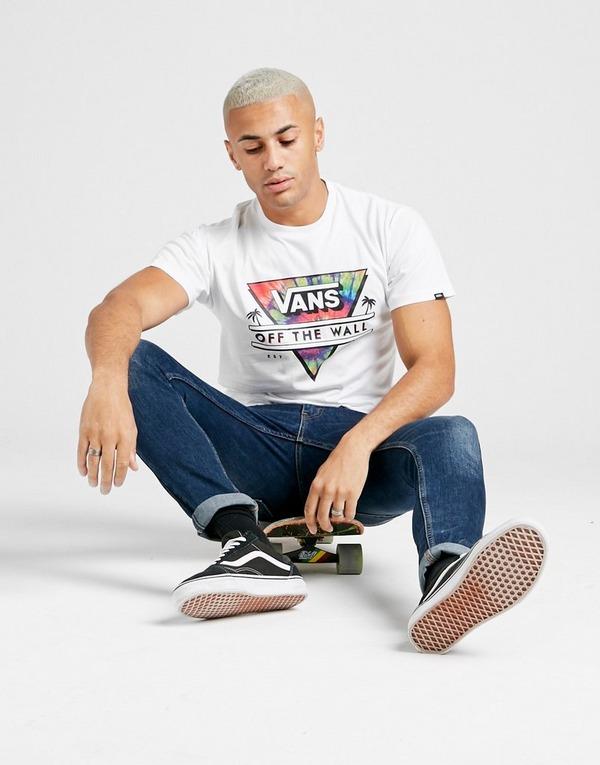 Vans Triangle Tie Dye T-Shirt