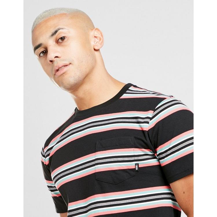 Vans camiseta Stripe Pocket