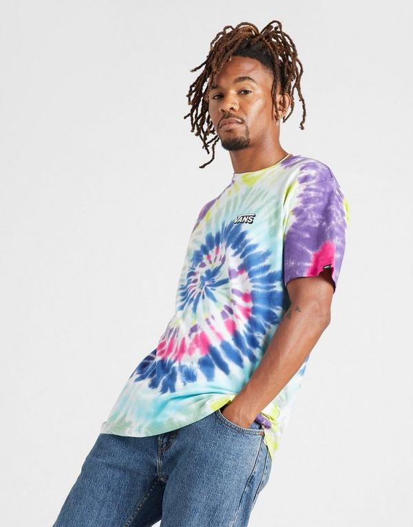 Vans All Over Tie Dye T-Shirt