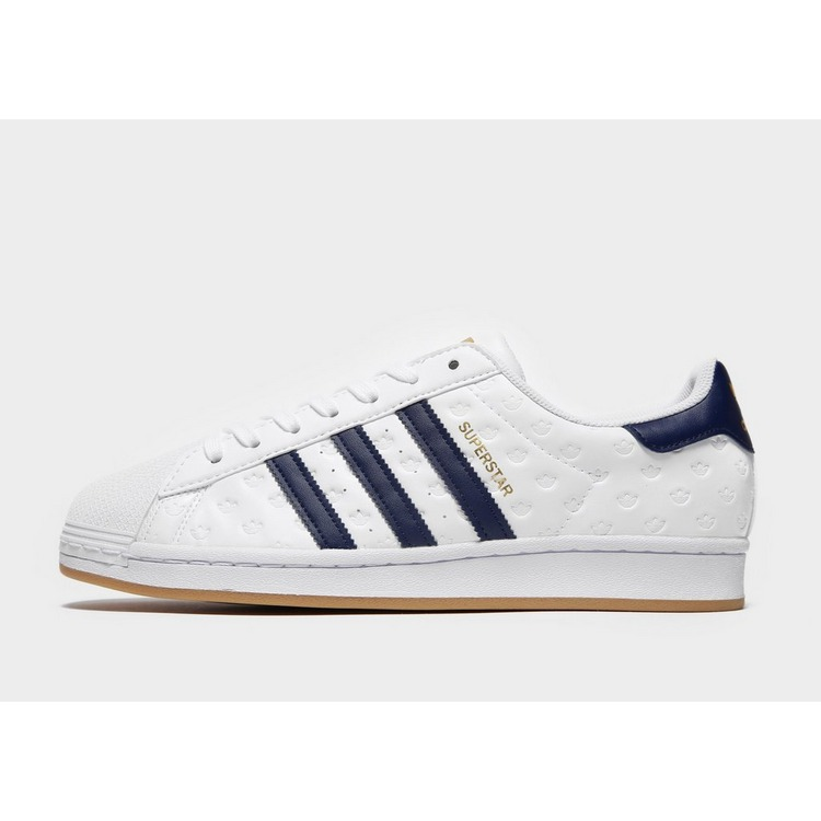 Acheter White adidas Originals Baskets Superstar Homme