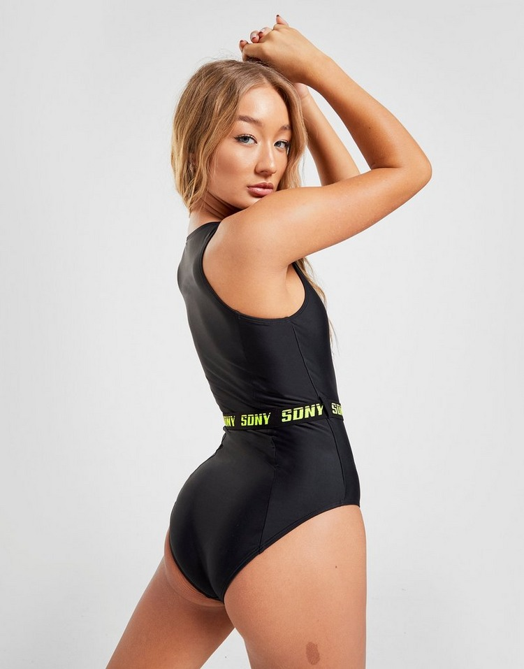 Supply & Demand SDNY World Buckle Swimsuit